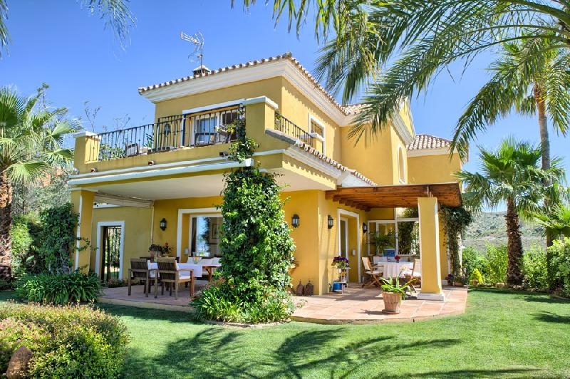 Quality Villa in Marbella With Sea Views
