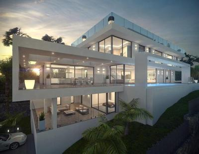 Luxurious new build project on La Barraca Beach in Javea
