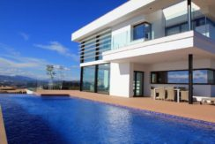 4 Bedroom Luxury Villa in Benitachell