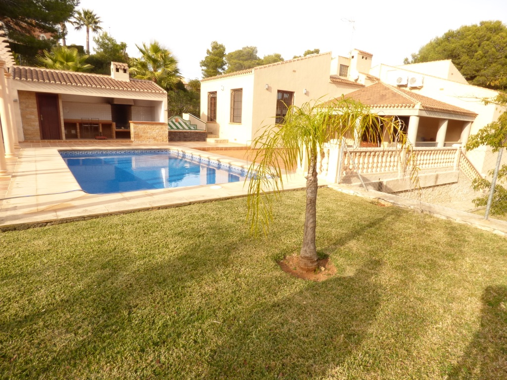 Detached Villa in Jávea