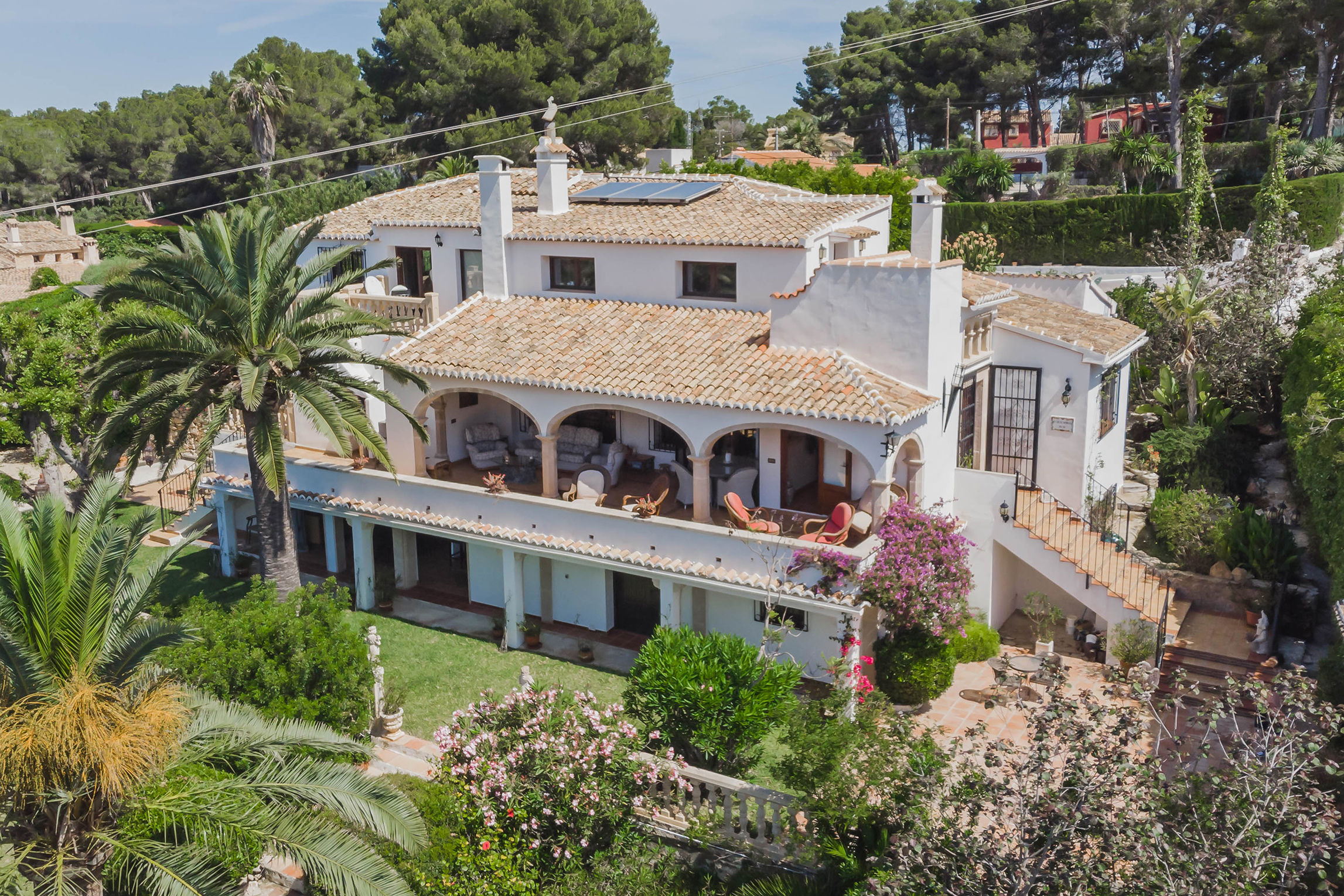5 Bedroom Villa Jávea