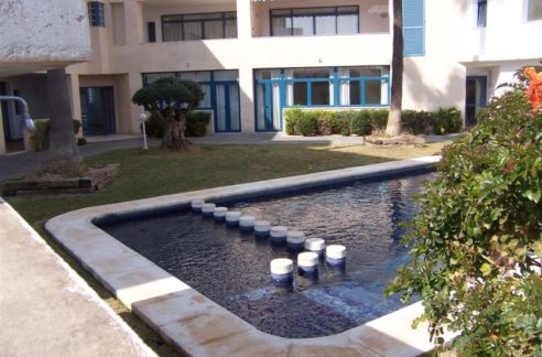 apartment with pool_javea property for sale